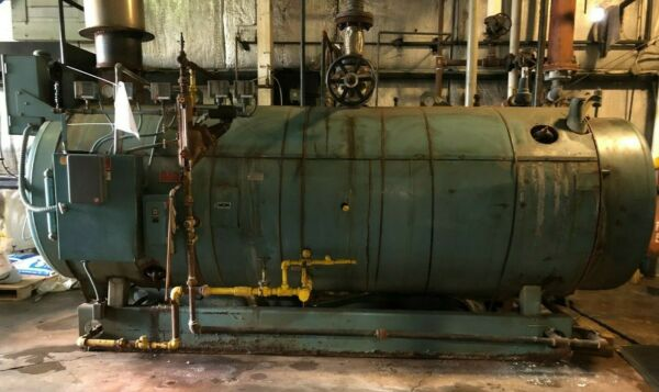 Cleaver Brooks Packaged Boiler System CB700 100S 150 PSI With Water Tanks $46000.00