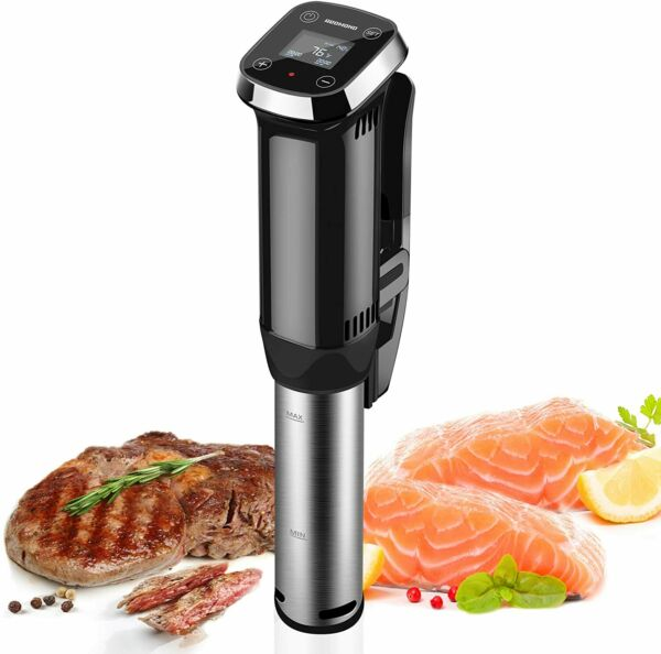 REDMOND Sous Vide Cooker Immersion Circulator Stainless Steel SV005 $39.95