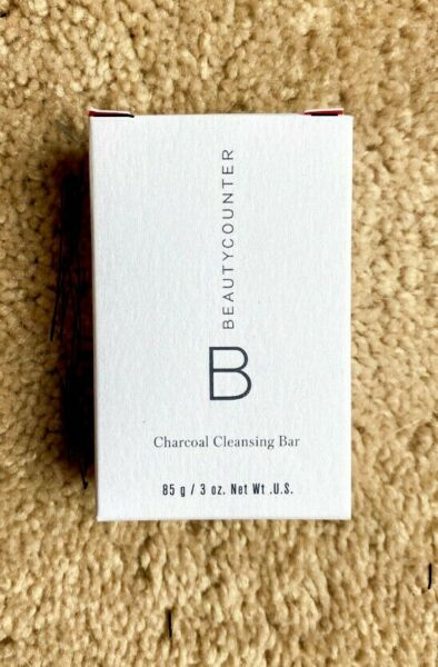 BeautyCounter Counter Charcoal Cleansing Bar 3 oz