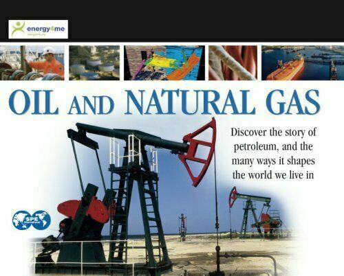 Oil and Natural Gas Energy4me Used VeryGood $4.26