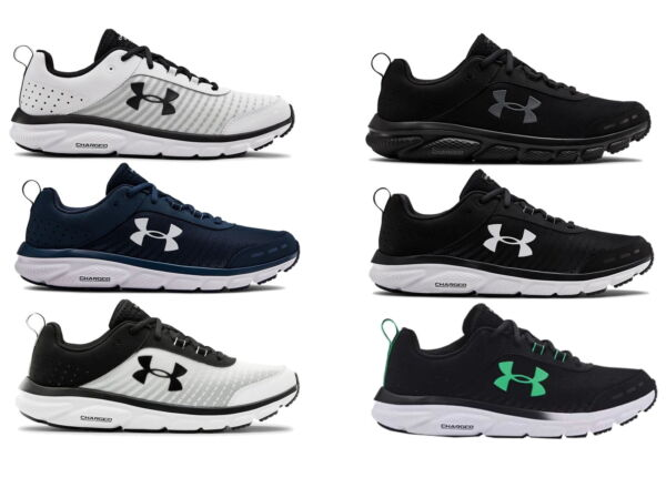 Under Armour Mens Charged Assert 8 Running Shoe Sneaker Pick Color amp; Size $54.95