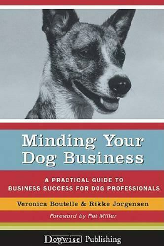 Minding Your Dog Business $5.58