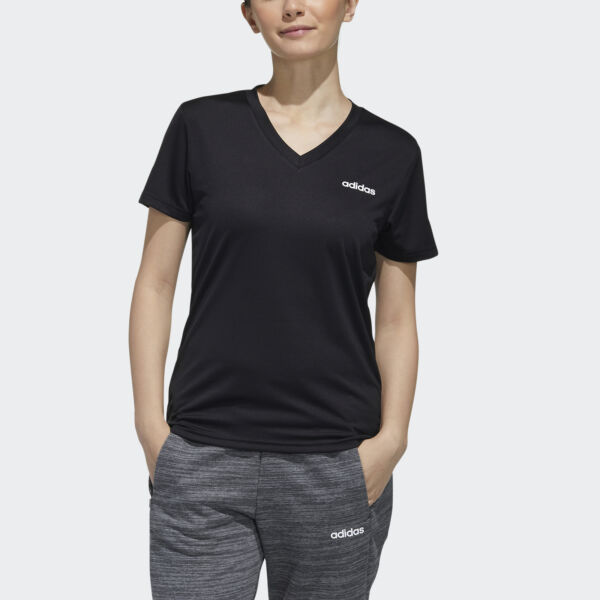 adidas Designed 2 Move Solid Tee Women#x27;s $9.99