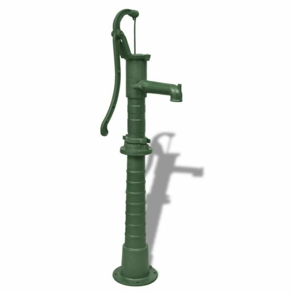 Garden Water Pump with Stand Cast Iron $280.03