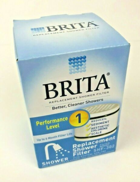 Brita Replacement Shower Filter Model SHF 302 NEW