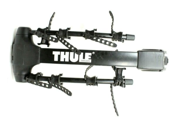 COMPLETE THULE VERTEX 4 BIKE 1 amp; 1 4quot; HITCH MOUNT BICYCLE RACK MODEL NO. 9029 $275.00