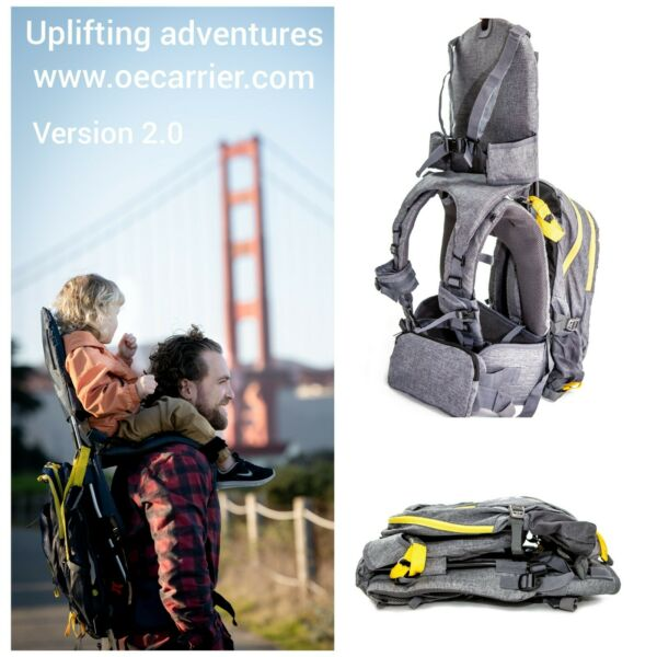 OE hiking carrier 2 by Our Expedition refrubished Open Box $125.00