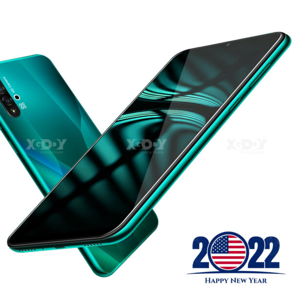 2021 Factory Unlocked Android Cheap Cell Phone Smartphone Dual SIM Quad Core 8GB $73.98