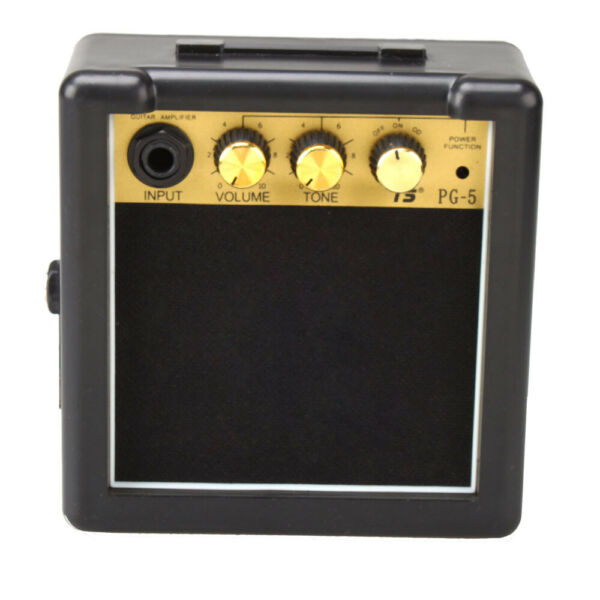 Electric Guitar Amplifier GT 5W Mini Amp for Acoustic Electric Not for Bass $29.44
