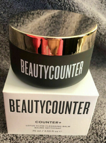 BeautyCounter Counter Lotus Glow Cleansing Balm NEW IN BOX