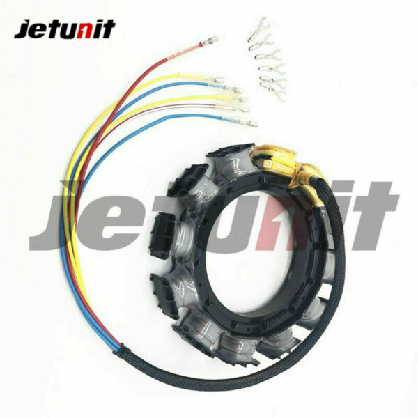 Outboard Stator 40hp 125hp For Mercury Force 16Amp 2 Stroke SportJet 398 9710A12 $166.50