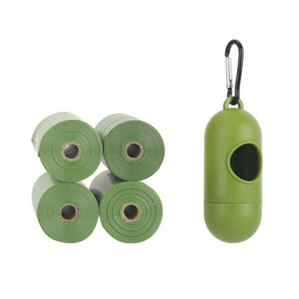 Pet Supplies Leak Proof Extra Thick Biodegradable Dog Bags for Walking Running S $11.85