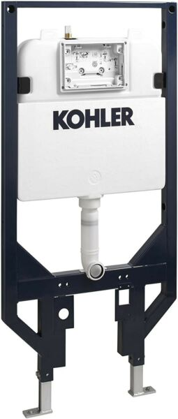 NEW Open Box Kohler K 18829 NA 2quot; X 4quot; In Wall Tank and Carrier System $289.99