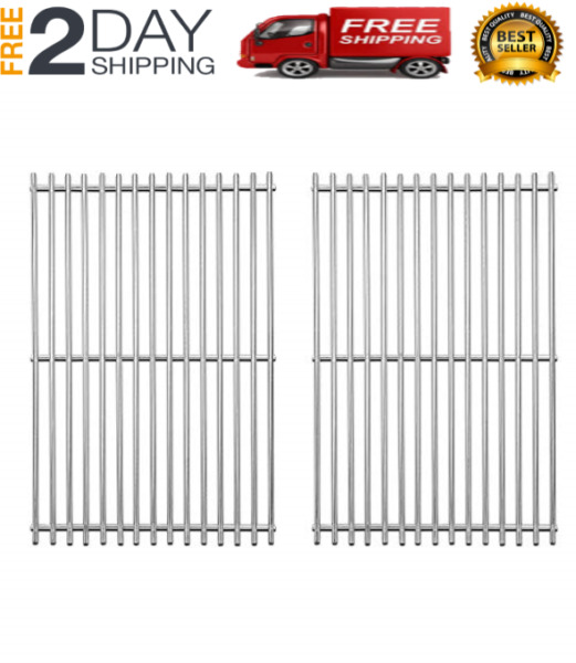 Grill Grates Replacement for Charbroil Cooking Grates for Brinkmann 810 8401 S
