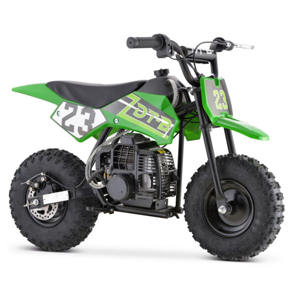 DB02 50 CC 2 Stroke Mini Dirt Bike with Off Rode Tire Gas Powered Engine $319.99