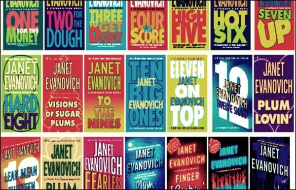 5 for $12.90 *Lot of 5 Stephanie Plum Janet Evanovich *Must Choose Five Or More $2.58