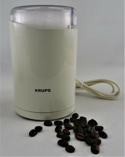 Krups Coffee Grinder 208B or Spice Nut Grinder Tested and Working SEE VIDEO