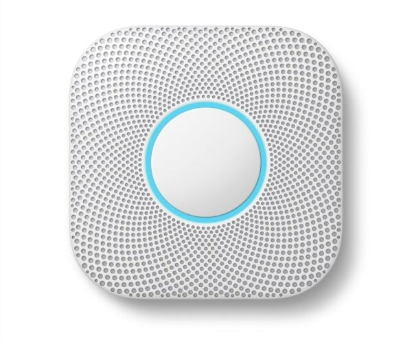 Google Nest Protect Smoke and Carbon Monoxide Alarm Battery Powered NEW $85.00
