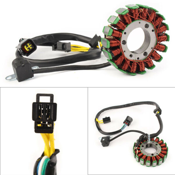 Motorcycle Stator Magneto Generator Coil For Suzuki DR250R DRZ250 DRZ400 DRZ400E $67.43