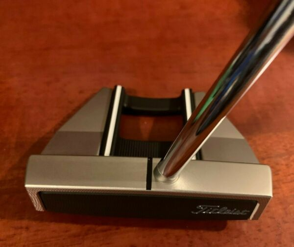 Excellent Scotty Cameron Futura 5S Center Shaft 35quot; w New USA Headcover