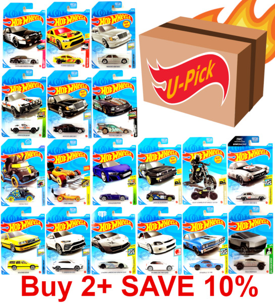 2021 🔥 Hot Wheels 🔥 Cars Main Line YOU PICK 🚗🚙🚓 🚚 NEW UPDATED 10 27 ✅ $2.99