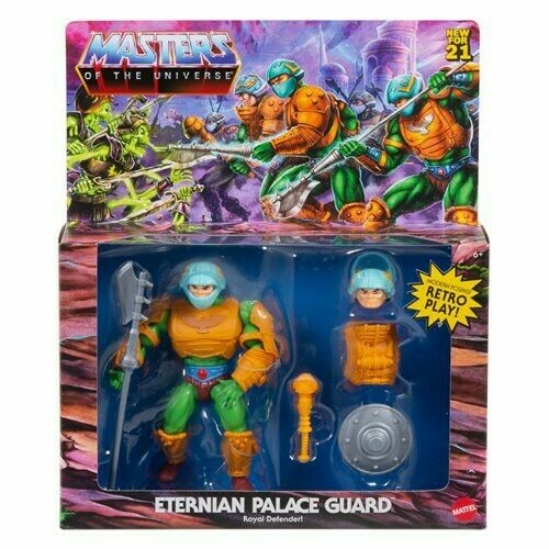 MOTU Masters of the Universe Origins Eternian Royal Palace Guard *IN HAND*