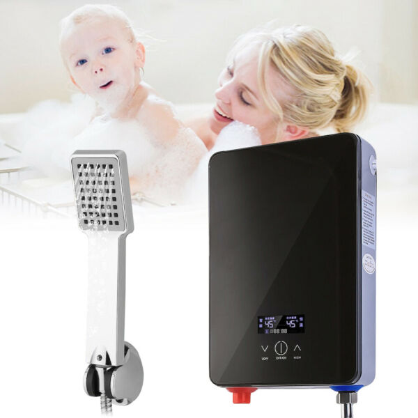 220V 6.5 KW 8L Instant Electric Hot Water Heater Tankless Home Whole House US $71.00
