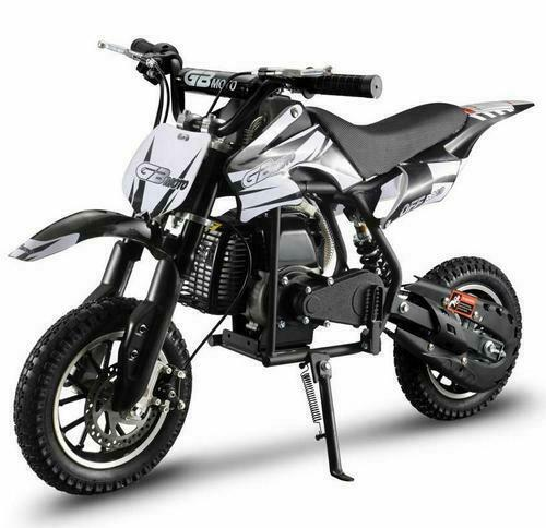 49CC 2 Stroke Kids Off Road Dirt Bike Gas Powered Motorcycle Oil Mix Required $379.99
