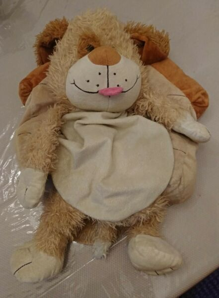 """Pillow Pets Come Dog Home Sweet Home Happy Nappers 18"""" Plush Pillow Animal $16.00"""