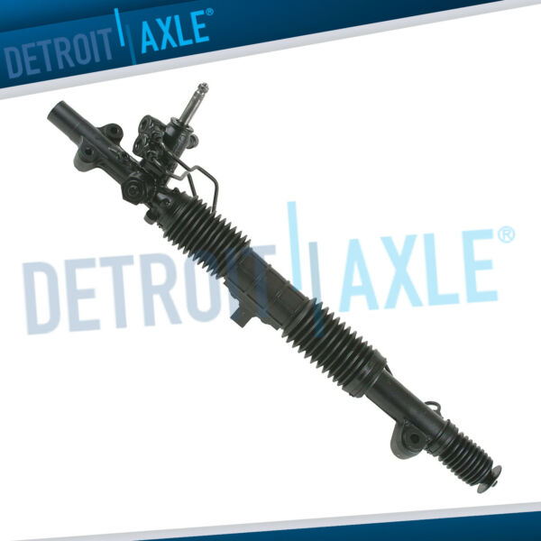 Complete Power Steering Rack and Pinion Assembly for 2001 2005 Honda Civic $125.66