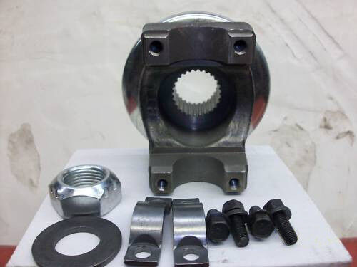 Mopar 8.25 7.25 REAR Yoke #x27;NEW 7260 Cast 27 Spline Dodge 3.25quot; small U joint
