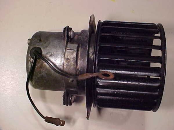 Ferrari 330 Air Conditioning Heater Blower Motor Squirrel Cage Fan 330 GTC OEM