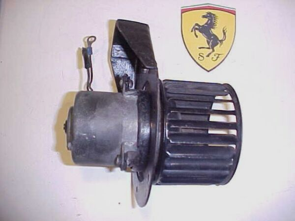 Ferrari 330 Heater Blower Motor Squirrel Cage Fan_Mounting Bracket 330 GTC AC