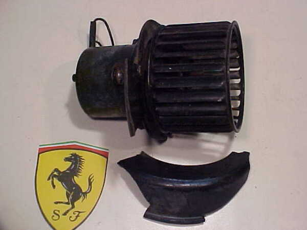 Ferrari 330 Air Conditioning Heater Blower Motor_Squirrel Cage Fan SMITHS OEM