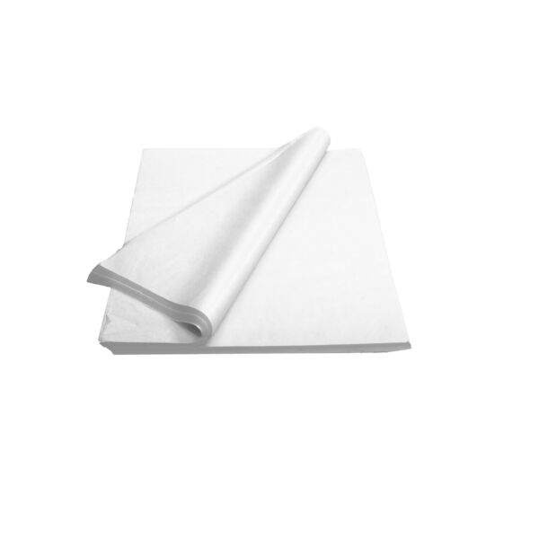 Wholesale 20quot; x 30quot; White Tissue Paper Reams 2 Reams 960 Sheets Free Shipping