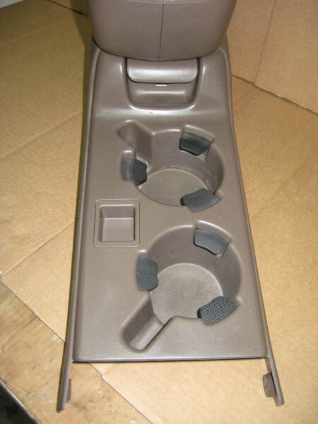 Toyota Tacoma Center Console Cup Holder Rubber Inserts Set Upgrade  NEW