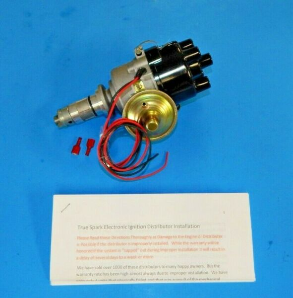 New Electronic Ignition Distributor for MG MGB 1963-1980 Not A Conversion