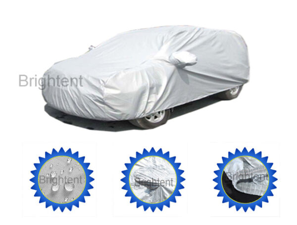 All Weather SUV Car Cover Universal Sport Utility Off Road Vehicle Storage GCSUV