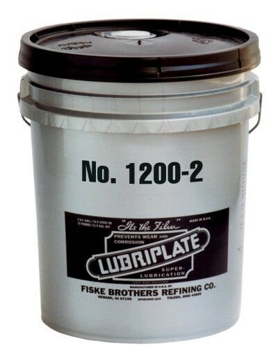 Lubriplate No.1200-2L0102-035Heavy-Duty Lithium Type Grease35 LB PAIL