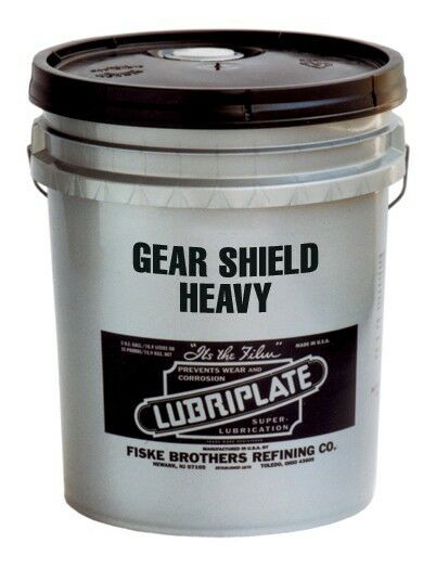 Lubriplate Gear Shield Heavy L0151-035 Lithium-BasedGear Grease 35 Lb Pail