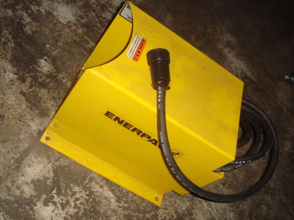 Enerpac PFS4 Pump Foot Control Switch Kit $570.00