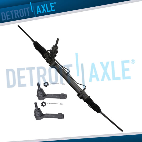 Power Steering Rack amp; Pinion Outer Tie Rods for 2004 2008 Chrysler Pacifica $129.95