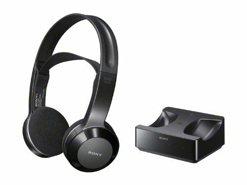 SONY Cordless Stereo Headphone system MDR-IF245RK Japan