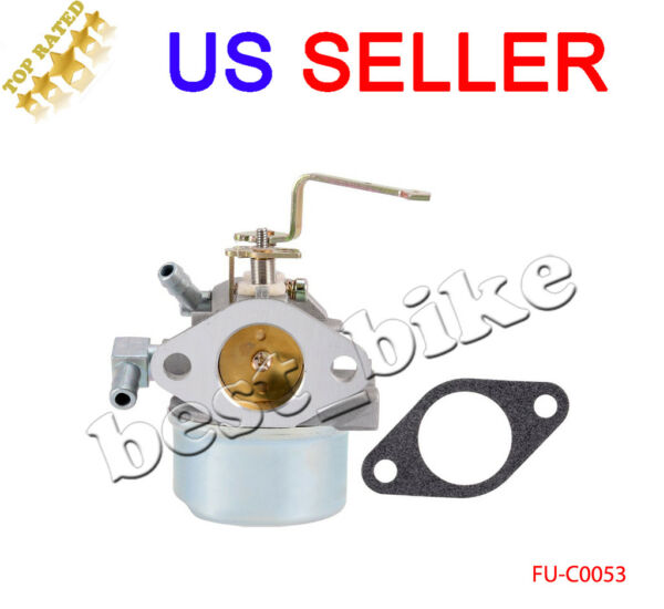 Carburetor with Free Gasket for HM80 HM100 Tecumseh 640152A 640152 640023 640051