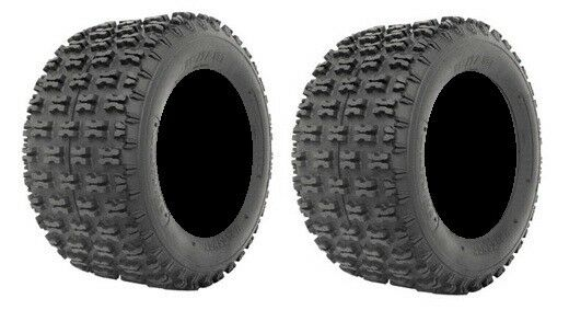 Pair of ITP Holeshot 4ply ATV Tires Rear 20x11 8 2 $166.02