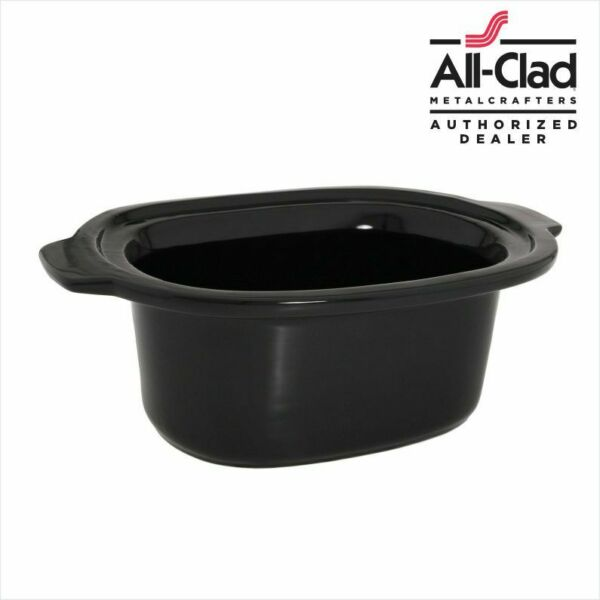 All Clad SS 990903 SD700450 Slow Cooker Ceramic Insert Nonstick crock ss990903