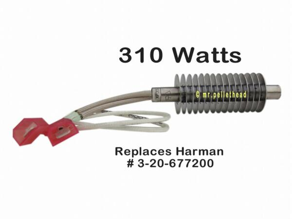 HARMAN IGNITER ELEMENT REPLACEMENT Part for #3-20-677200 [XP3520] Pellet Stoves