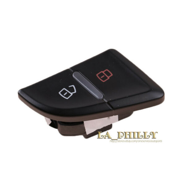 Front Left Central Door Lock Switch Button For AUDI A4 S4 B8 Allroad A5 RS4 $7.96