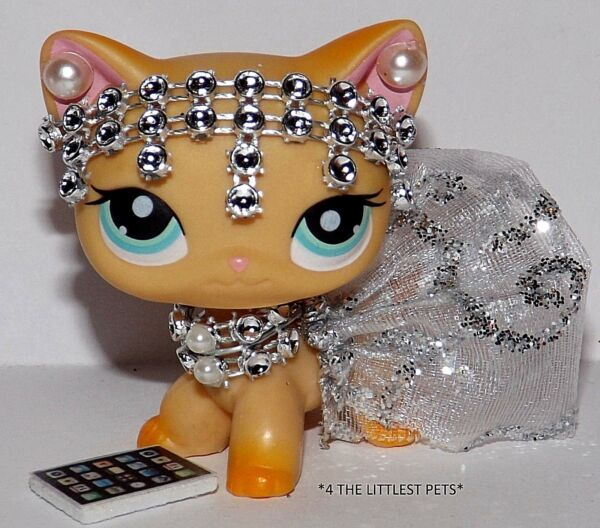 💞Littlest Pet Shop Clothes LPS Accessories Custom *CAT NOT INCLUDED*💖