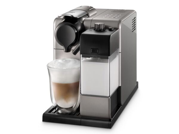 DeLonghi EN550S Lattissima Touch Nespresso Coffee Machine - Silver -HURRY LAST 1